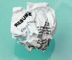 Dumbing down your resume 2010